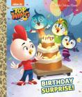 Birthday Surprise! (Top Wing) (Little Golden Book) Cover Image