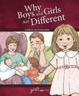 Why Boys and Girls Are Different: For Girls Ages 3-5 - Learning about Sex Cover Image