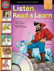 Listen, Read, & Learn with Classic Stories: Grade 2 [With CD] Cover Image