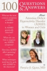 100 Questions & Answers about Attention Deficit Hyperactivity Disorder (Adhd) in Women and Girls Cover Image