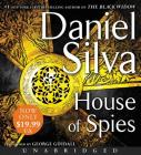House of Spies Low Price CD: A Novel (Gabriel Allon #17) Cover Image