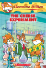 The Cheese Experiment (Geronimo Stilton #63) Cover Image