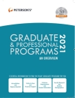 Graduate & Professional Programs: An Overview 2021 Cover Image