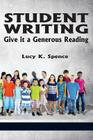 Student Writing: Give It a Generous Reading Cover Image