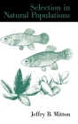 Selection in Natural Populations Cover Image