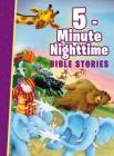 5-Minute Nighttime Bible Stories Cover Image