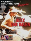 Modern Drummer Legends: Alex Van Halen Cover Image