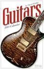Guitars 2014 Wall Calendar Cover Image