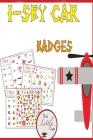 i-SPY Car badges: i-SPY Car badges size 6*9 100 pages Cover Image