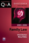 Questions & Answers Family Law 2005-2006 Cover Image