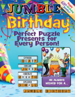Jumble® Birthday: Perfect Puzzle Presents for Every Person! (Jumbles®) Cover Image