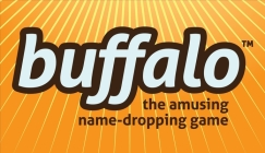 Buffalo the Name Dropping Game Cover Image