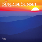 Sunrise Sunset 2021 Mini 7x7 Cover Image