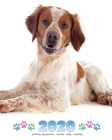 2020 Brittany Dog Planner - Weekly - Daily - Monthly Cover Image