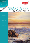 Seascapes & Sunsets: Discover techniques for creating ocean scenes and dramatic skies in watercolor (Watercolor Made Easy) Cover Image