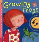 Growing Frogs: Read and Wonder Cover Image
