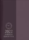 2022 Agenda Ejecutiva - Tesoros de Sabiduría - Gris Indigo: Agenda Ejecutivo Con Pensamientos Motivadores Cover Image