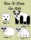 How To Draw For Kids: How to Draw Cute Stuff Cover Image