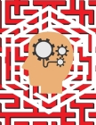 Mazes for Adults: maze activity book for adults Cover Image