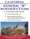 California Contractor General Building (B) Exam: A Complete Prep Guide Cover Image