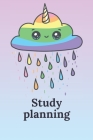 Study planning: study planning by yourself day by day. Easy to list for you planning and scheduling. Cover Image