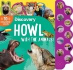 Discovery: Howl with the Animals! (10-Button Sound Books) Cover Image