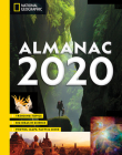 National Geographic Almanac 2020: Trending Topics - Big Ideas in Science - Photos, Maps, Facts & More Cover Image