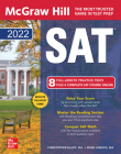 McGraw-Hill Education SAT 2022 Cover Image
