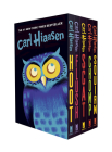 Hiaasen 5-Book Trade Paperback Box Set: Hoot; Flush; Scat; Chomp; Squirm Cover Image