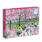 Michael Storrings Cherry Blossoms 1000 Piece Puzzle Cover Image