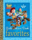 Toy Story Little Golden Book Favorites (Disney/Pixar Toy Story) Cover Image