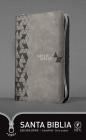 Santa Biblia Ntv, Edición Zíper, Gris Suave (Sentipiel) Cover Image