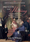 Pretexts for Writing: German Romantic Prefaces, Literature, and Philosophy (New Studies in the Age of Goethe) Cover Image