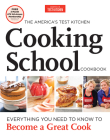The America's Test Kitchen Cooking School Cookbook Cover Image
