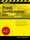 CliffsNotes Praxis Teaching Reading (5204) Cover Image