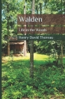 Walden: Life in the Woods Cover Image