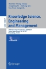 Knowledge Science, Engineering and Management: 14th International Conference, Ksem 2021, Tokyo, Japan, August 14-16, 2021, Proceedings, Part III Cover Image