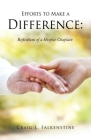 Efforts to Make a Difference: Reflections of a Hospice Chaplain Cover Image