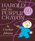 Harold and the Purple Crayon Board Book Cover Image