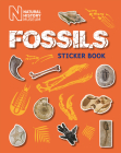 Fossils Sticker Book Cover Image
