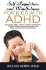 Self-Regulation and Mindfulness for Kids with ADHD: Introduction to Play Therapy Activities and Strategies to Help Children Succeed in School and Life Cover Image