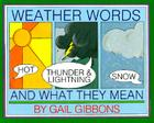 Weather Words and What They Mean Cover Image