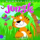 Jungle (Number Find) Cover Image