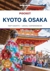 Lonely Planet Pocket Kyoto & Osaka Cover Image