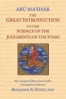 The Great Introduction to the Science of the Judgments of the Stars Cover Image