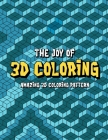 3D Coloring: 3D Activity Book - 3D Coloring Book Cover Image