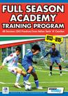 Full Season Academy Training Program U13-15 - 48 Sessions (245 Practices) from Italian Series 'a' Coaches Cover Image