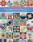The Splendid Sampler 2: Another 100 Blocks from a Community of Quilters Cover Image
