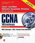 CCNA Cisco Certified Network Associate Wireless Study Guide (Exam 640-721) [With CDROM] (Certification Press) Cover Image