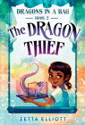 The Dragon Thief (Dragons in a Bag #2) Cover Image